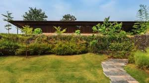 100 Gabion House The With The By Spasm Design In Lonavala India