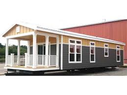 The Sunset Cottage II A manufactured home floor plan or