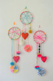 Easy Handmade Craft Ideas To Sell Surprisingly For Kids Canvas Factory Dream Catchers