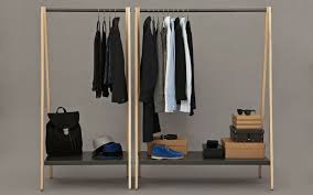 Decorative Metal Garment Rack by What Clothes Rack Is Suitable To You Tcg