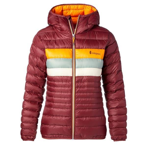 Cotopaxi Fuego Hooded Down Jacket - Women's Port, L