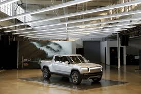 Electric Pickup Truck Comes To Market And It's Not From Tesla ...