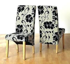 Loose Covers For Dining Room Chairs Seat Leather Chair Fresh