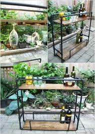 Portable Patio Bar Ideas by 10 Cool Diy Outdoor Bar Ideas For Summer