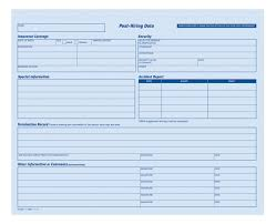 Kentucky Personnel Cabinet Employment by Employees Personnel File Folder Heavy Card Stock 20 Form Pk
