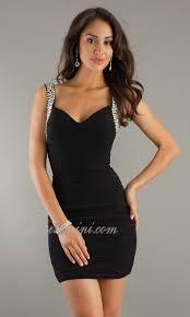 short tight black dressesblack sheathcolumn straps shortmini tight