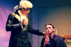 Wilton Manors Halloween by Marquis De Sade Play Takes A Beating At The Abyss Theatre