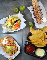 100 Ladybird Food Truck Blue Corn Tacos Churros Iguana Dip With Chips Carne Asada Fries