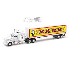 100 Toy Kenworth Trucks XXXX Gold Truck 42cms Long