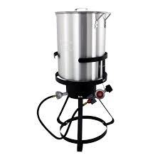 Amazon.com : CHARD TFP30A Aluminum Turkey Fryer Pack, 30 Quart ... Backyard Pro 30 Quart Deluxe Turkey Fryer Kit Steamer Food Best 25 Fryer Ideas On Pinterest Deep Fry Turkey Fry Amazoncom Bayou Classic 1195ss Stainless Steel 32 Accsories Outdoor Cookers The Home Depot Ninja Kitchen System 1500 Canning Supplies Replacement Parts Outstanding 24 Basic Fried Tips Qt Cooking 10 Pot Steel Fryers Qt