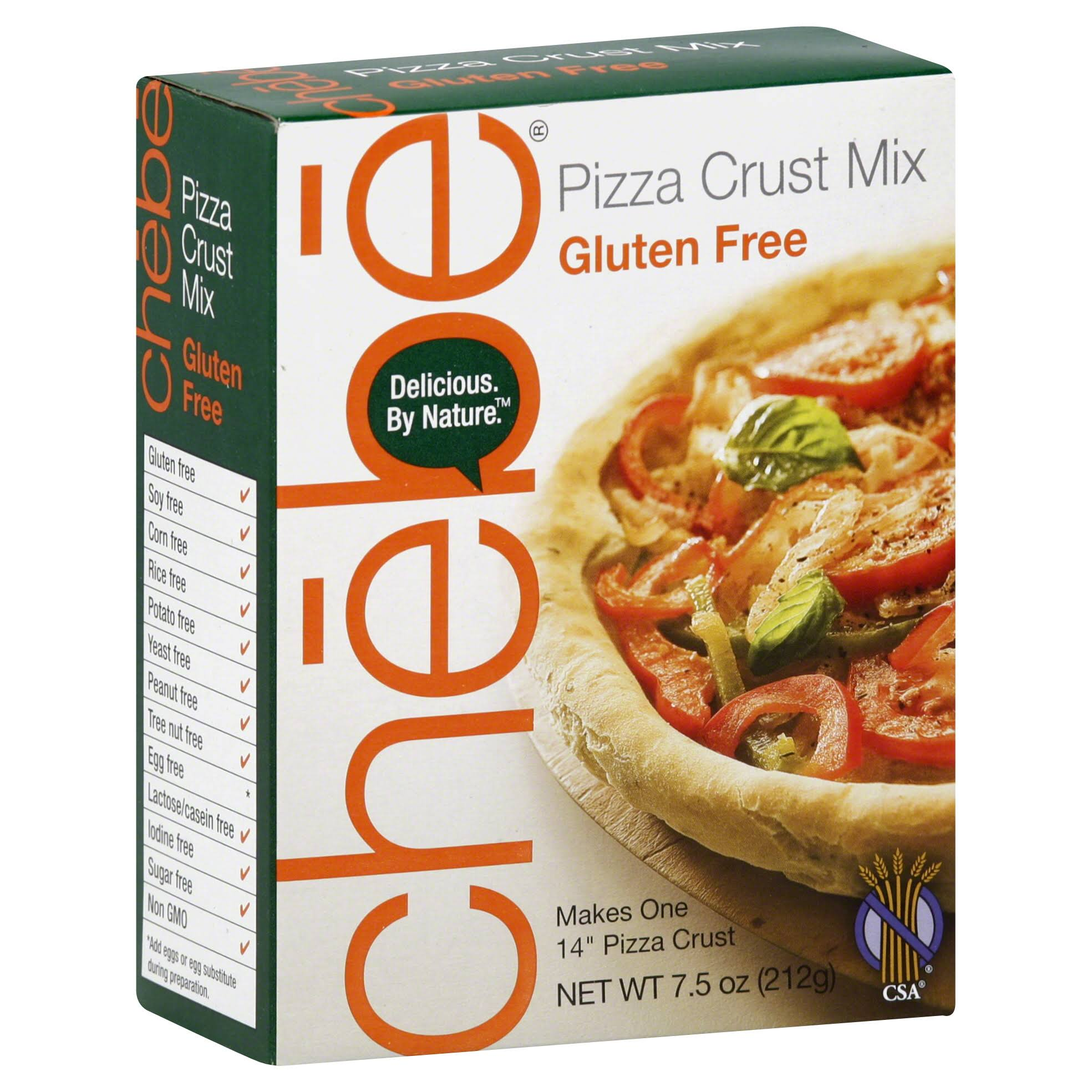 Chebe Bread Pizza Crust Mix - 212g