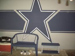 Decorating Ideas Dallas Cowboys Bedroom by 75 Best Dallas Cowboys Room Designs Images On Pinterest Dallas