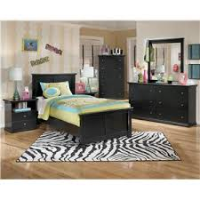 Ashley Bostwick Shoals Dresser by Signature Design By Ashley Maribel Casual One Drawer Nightstand