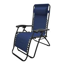 caravan sports infinity blue zero gravity patio chair 80009000020