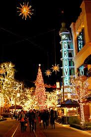 Los Angeles Christmas Tree Lightings