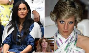 100 Meghan Carter Lizzie Cundy Says Former Friend Markle Is