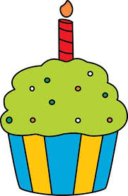 Image result for Cupcake Outline Clip Art Cute