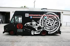 Step Van Food Truck Vinyl Vehcle Wraps Fort Lauderdale Florida ... Food Truck Graphic Design Car Wrapping For Davie Florida South Guy Miami Trucks Hollywood Invasion In Tradition Square Traditionfl Wrap Graphics Prting 3m Certified Ford Ice Cream Sale The Dine And Dash Dtown Disney No Restaurant Lodging Show 2014 Prestige Custom New Trailers Bult Street Fridays Gourmet Food Truck Trucks Vans Hollywood Come To Fl Plus Saucy Stache Broward