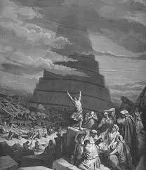 Chapter 5 Of How To Read The Bible Discusses Tower Babel In Story People Were Building A City With That Reached Up Heaven God