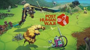 Post Human WAR Looks To Be A Neat Hybrid Computer Board Game