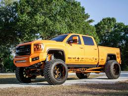 100 Build Your Own Gmc Truck Orange Dream Travis Dodds 2016 GMC Sierra 2500HD Denali