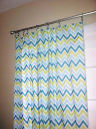 PHOTOS DIY No Sew Curtains Step By Step
