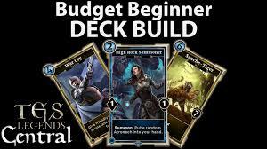Hearthstone Deck Builder Tool by Budget Beginner Deck Build Mage Deck Other Legends Decks