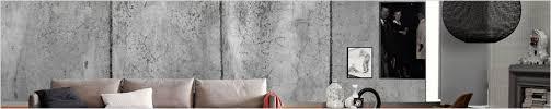 tapeten betonoptik betontapeten kaufen tapetenmax
