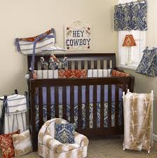 Snoopy Crib Bedding Set by Crib Bedding Sets For Your Little Cowboy