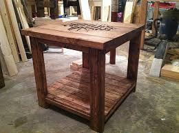 2x4 End Table Plans Best Of Ana White Rustic Logo Diy Projects Full Hd