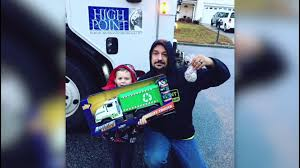 North Carolina Toddler, Garbage Truck Driver Surprise Each Other ... Blog Archives Planet Freight Inc Great Gifts For Truck Drivers Trucker Tips Funny I Love Being A Dad More Than Trucking Cool Docstop Dk Christmas Angels Visit Truckers 20 Best Pickup 34 Gift Ideas For 1000 Images About 21 Great Gifts Car Lovers That They Probably Dont Have Yet Your Favorite Driver Keep Calm Im A Tshirt Sloganitecom Hot Wheels Monster Jam Trucks Toysrus Grandpa Truckin Pop Ever Coffee Mug Tea Euro Simulator 2 Grand Delivery Event 8 Volvo Fh16