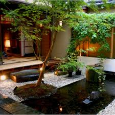 Cozy Japanese Mini Courtyard Garden Ideas GARDEN Garden Small