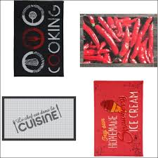 tapis cuisine pas cher tapis de cuisine produits et prix avec le guide kibodio