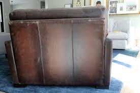 Craigslist Austin Leather Sofa by Pottery Barn Leather Sofa Furniture Traditional Pottery Barn