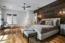 Awesome Wooden Pallet Designs Bright Minka Aire Ceiling Fansin Bedroom Contemporary With Foxy Reclaimed Wood Walls