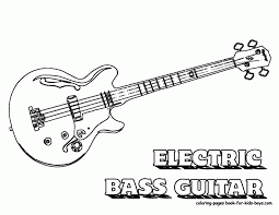 Guitar Coloring Pages 21121 Coloringpagefree Download