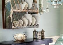 Shabby Chic Dining Room Hutch by 50 Cool And Creative Shabby Chic Dining Rooms