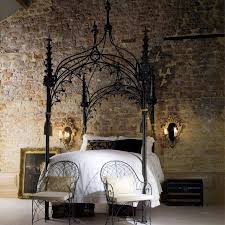 the 25 best gothic bed frame ideas on pinterest gothic bed