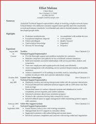 Recent Posts Technical Support Resume Skills List