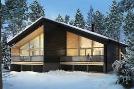 100 Modern House.com House Joiku Honka Log Homes Single Story With Terrace Duplex