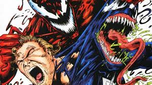 As We Get Ready For The Venom Movie Take A Look Back At Oddball Moments In Alien Clad Characters Marvel History