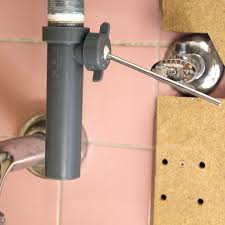 Removing Old Sink Stopper by Replace A Bathroom Faucet