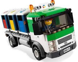 100 Lego Recycling Truck 4206 I Brick City