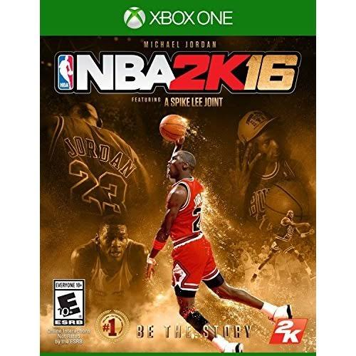 NBA 2k16 Michael Jordan - Xbox One