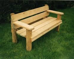 garden wooden benches make your garden exquisite