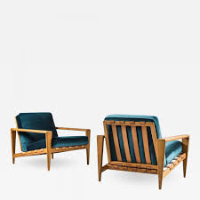 Svante Skogh - Scandinavian Mid-Century Lounge Chairs