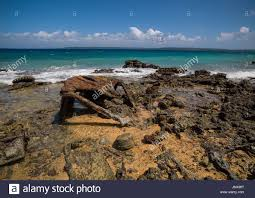 100 Million Dollar Beach Dollar Point Site Where American Military Dumped Goods Off