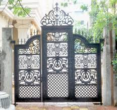 Best Home Iron Gate Design Images - Decorating Design Ideas ... Front Doors Gorgeous Door Gate Design For Modern Home Plan Of Iron Fence Best Tremendous Rod Gates 12538 Exterior Awesome Entrance And Decoration Using Light Clever Designs Homes Homesfeed Hot Simple In Kerala Addition To Firstrate 1000 Ideas Stesyllabus Concrete Driveway Automatic Openers With