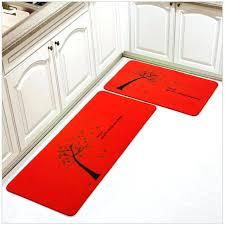 carpette de cuisine carpette de cuisine tapis bali chic 120x170cm bambou teintac noir
