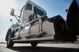 New Fuel Option Means Cleaner Truck Routes